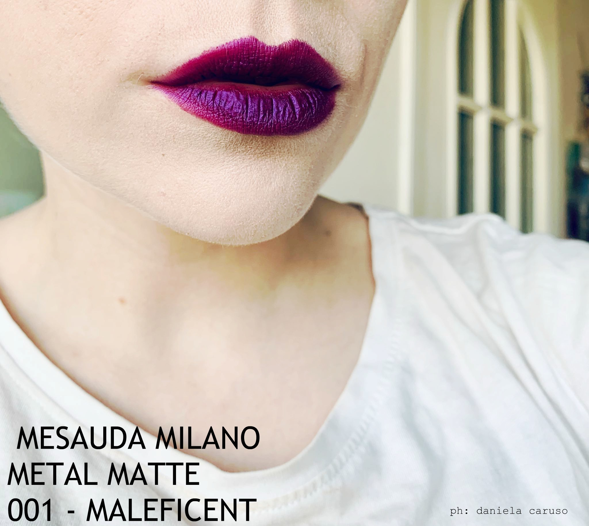 mesauda metal matte maleficent 1