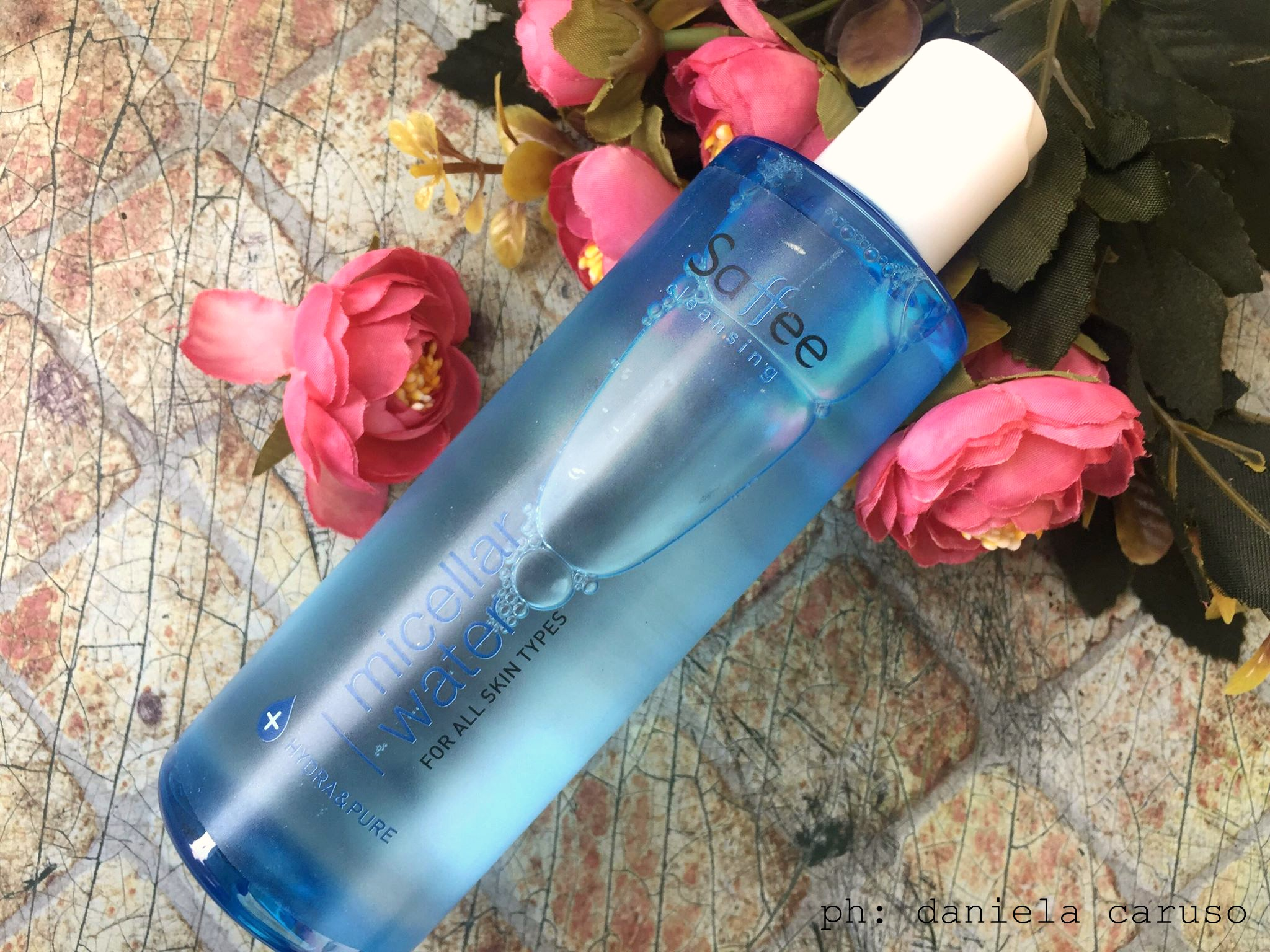 saffee micellar water