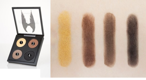 MAC-Maleficent-Eyeshadow-Quad-Swatches
