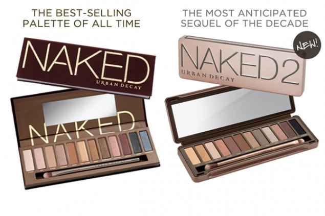 Le alternative low cost alle Naked palette di Urban Decay