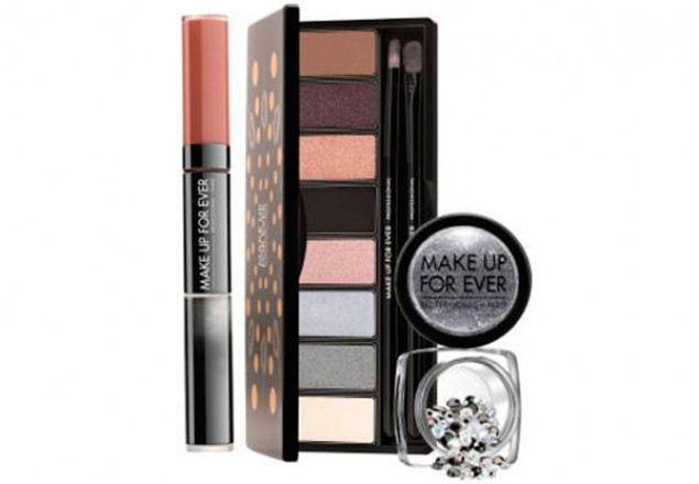"Regali Natale 2013: Make up Forever e collezione ""Midnight glow"" in limited edition"