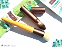 EcoTools, Retractable Foundation Brush e Skin Perfecting [REVIEW]