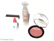 Unika Makeup, BB Cream Perfect Skin, Compact Blush e Colorful Matte Lipstick [REVIEW]
