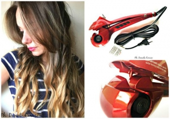 Steamer Curl per creare boccoli definiti in pochi minuti (REVIEW&VIDEO)