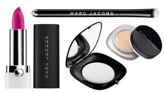 Marc Jacobs, make-up e smalti primavera 2014