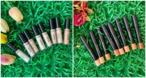 Mesauda Milano, correttori One Stroke e Pro Light Concealer (SWATCHES)