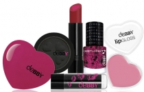 Debby presenta Unconventional Kisses, collezione make up San Valentino 2015